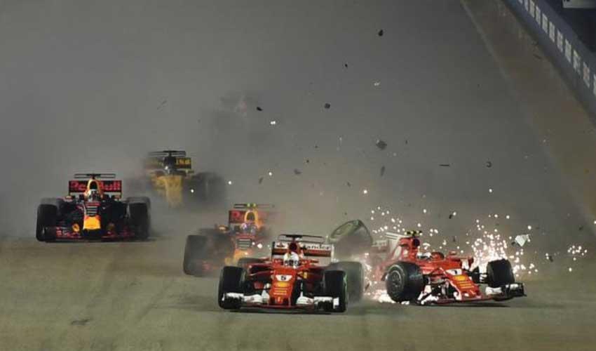 Formula 1 2019 Pilotlar