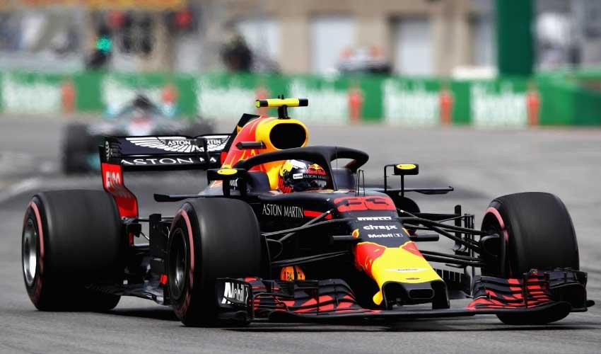 Formula 1 2019 Redbull